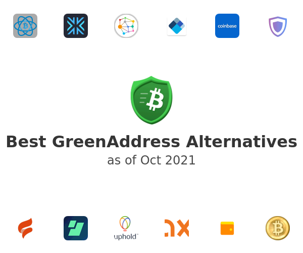 Best GreenAddress Alternatives