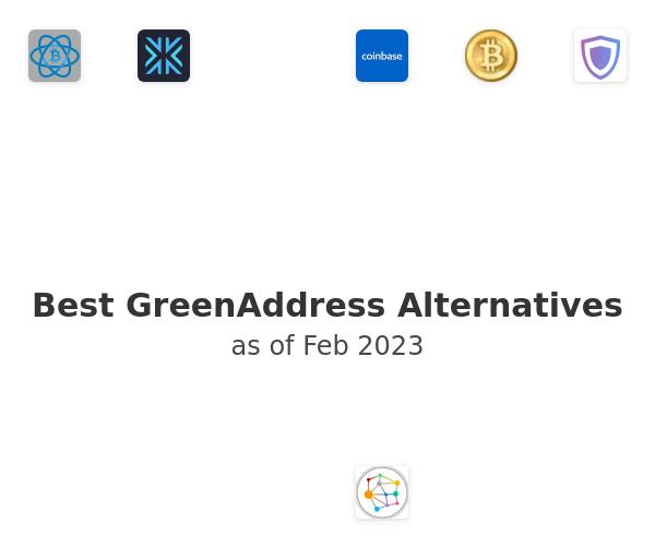 Best GreenAddress Alternatives