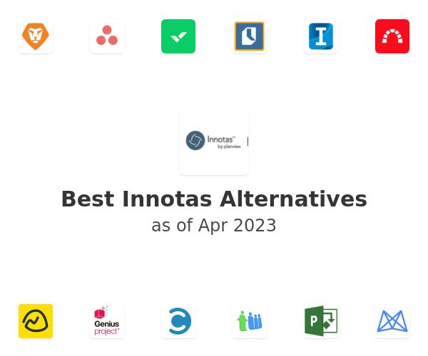 Best Innotas Alternatives