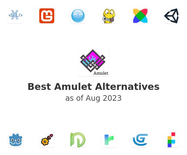 Best Amulet Alternatives