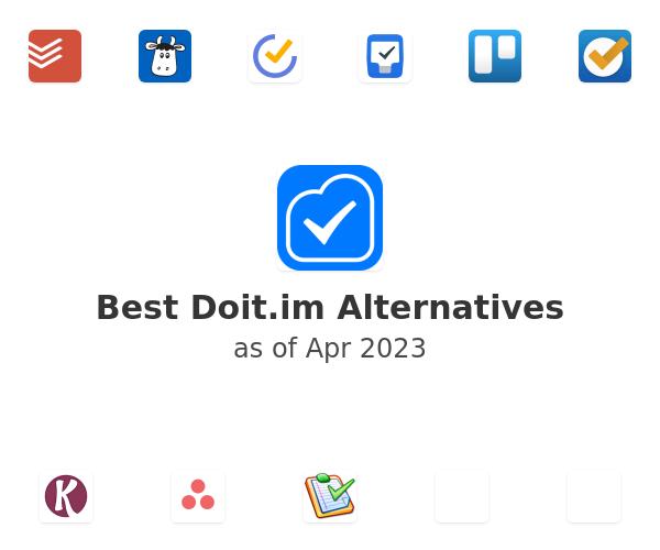 Best Doit.im Alternatives
