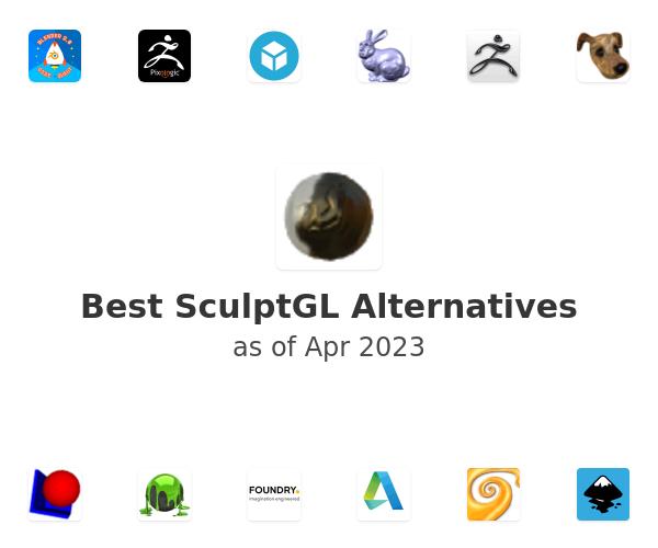 Best SculptGL Alternatives