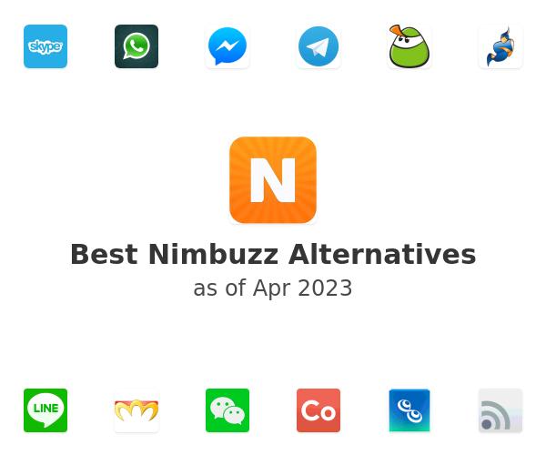 Best Nimbuzz Alternatives