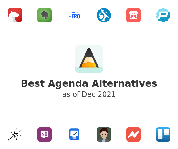 Best Agenda Alternatives