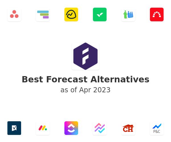 Best Forecast Alternatives