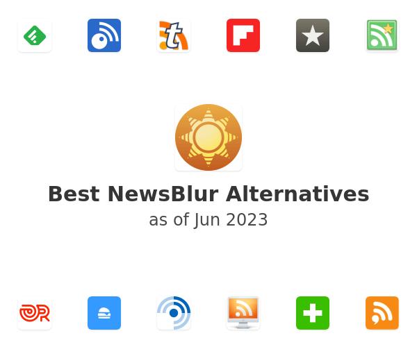 Best NewsBlur Alternatives