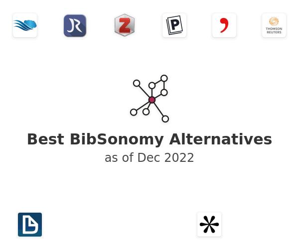 Best BibSonomy Alternatives