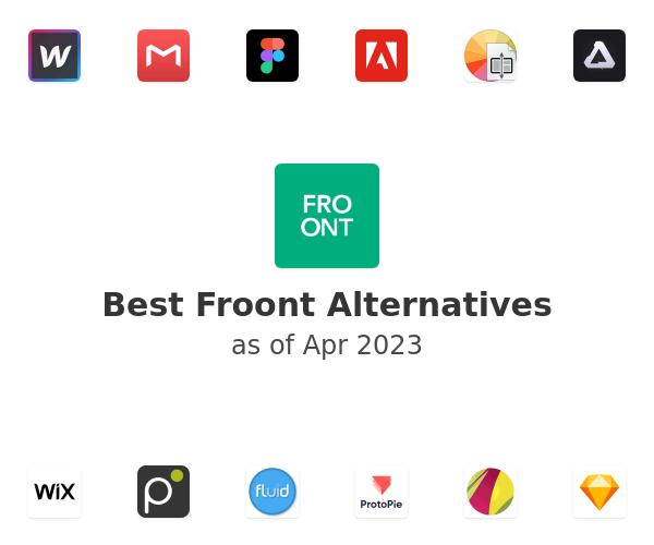 Best Froont Alternatives