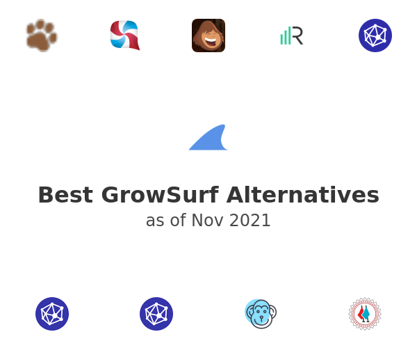 Best GrowSurf Alternatives