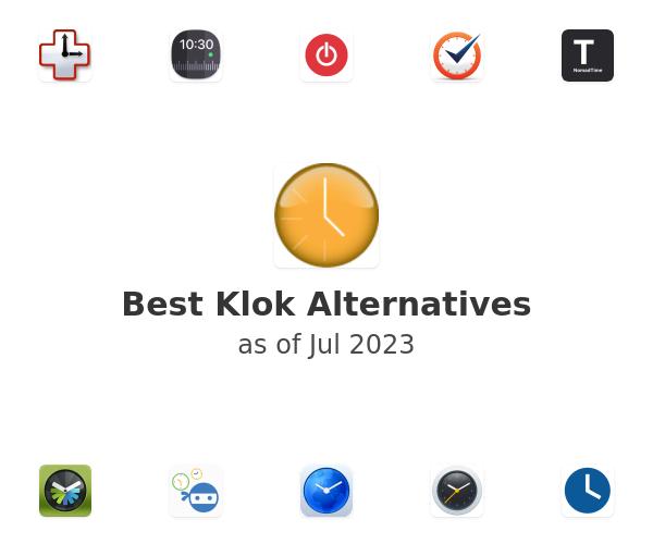 Best Klok Alternatives
