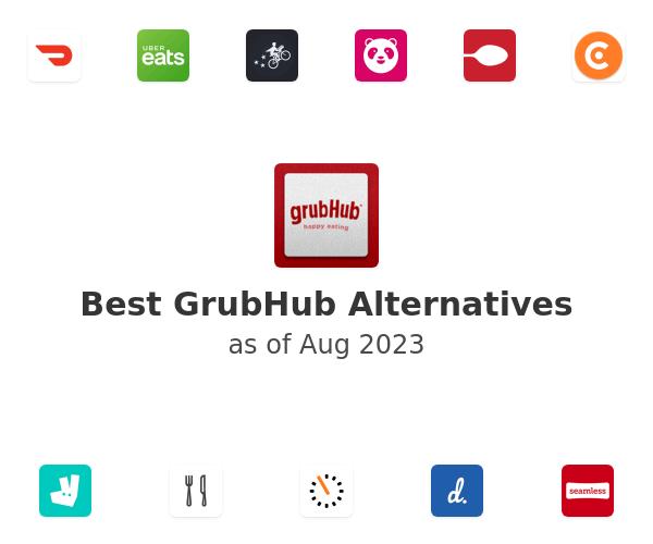Best GrubHub Alternatives