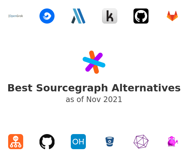 Best Sourcegraph Alternatives