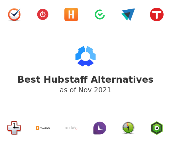 Best Hubstaff Alternatives