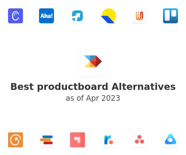 Best productboard Alternatives