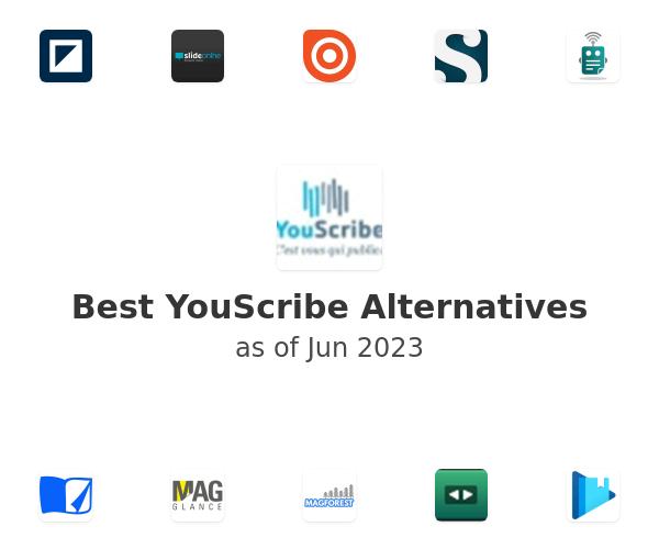 Best YouScribe Alternatives