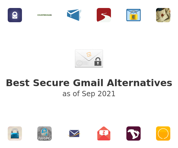 Best Secure Gmail Alternatives