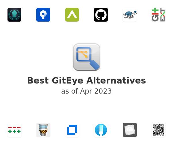 Best GitEye Alternatives