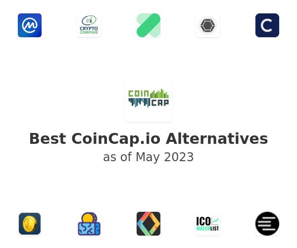 Best CoinCap.io Alternatives