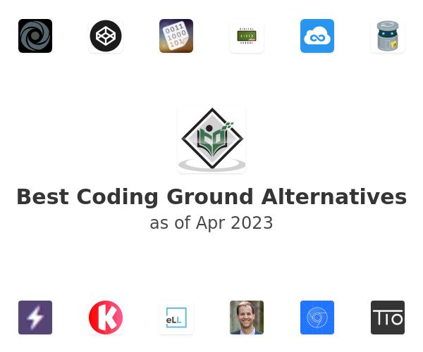 Best Coding Ground Alternatives