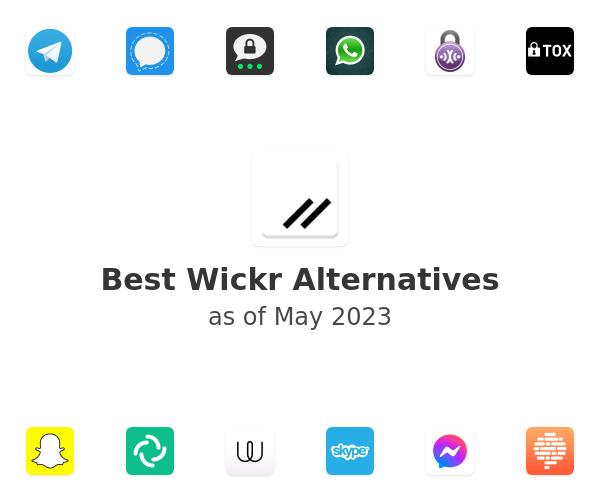 Best Wickr Alternatives