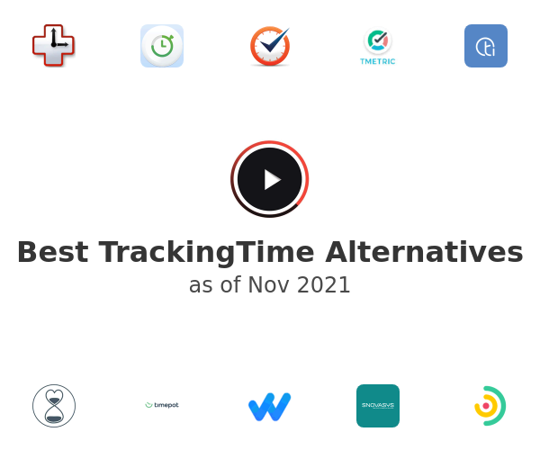 Best TrackingTime Alternatives
