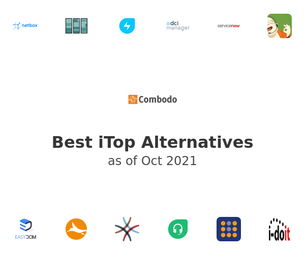 Best iTop Alternatives