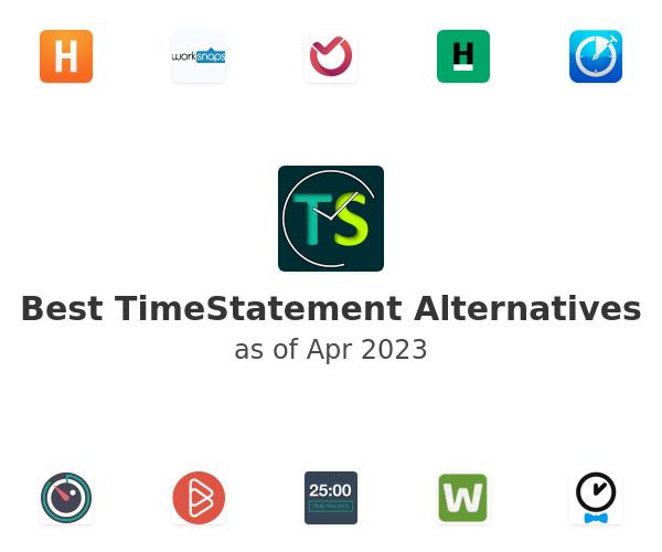 Best TimeStatement Alternatives