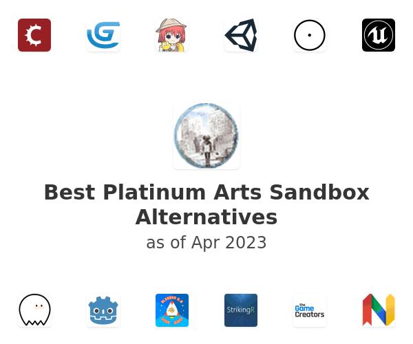 Best Platinum Arts Sandbox Alternatives