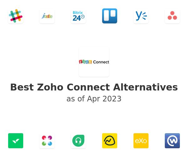 Best Zoho Connect Alternatives