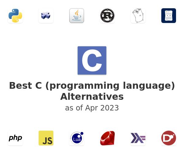 Best C (programming language) Alternatives