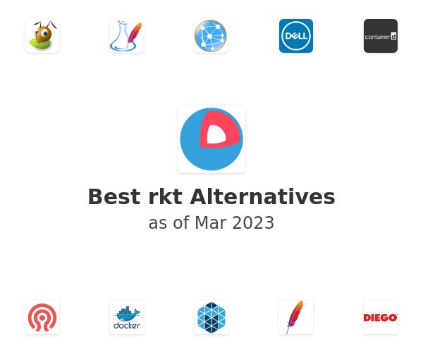 Best rkt Alternatives
