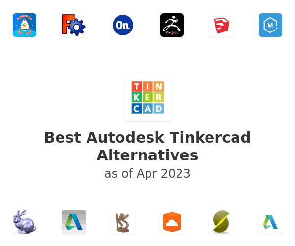 Best Autodesk Tinkercad Alternatives