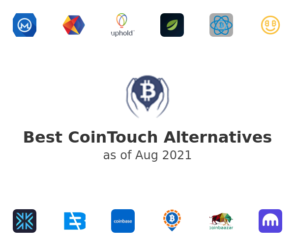Best CoinTouch Alternatives