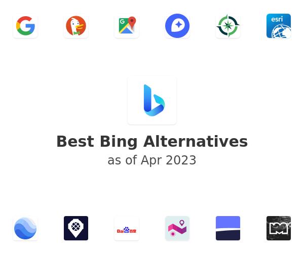 Best Bing Alternatives