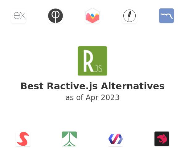 Best Ractive.js Alternatives