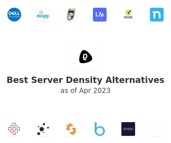 Best Server Density Alternatives