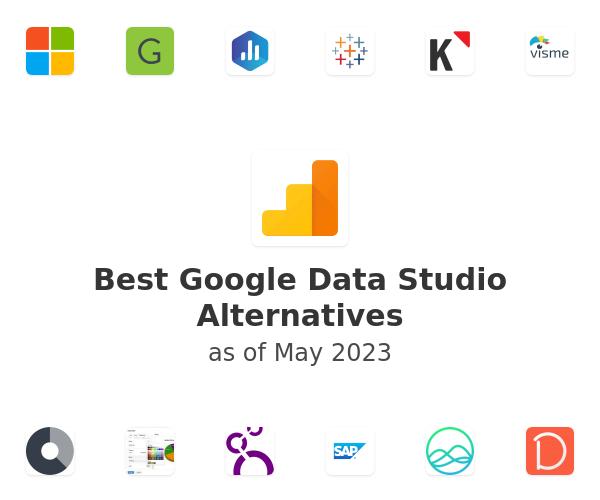 Best Google Data Studio Alternatives
