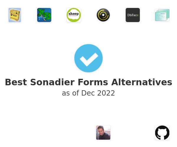 Best Sonadier Forms Alternatives