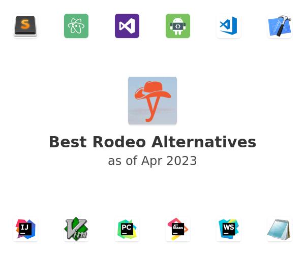 Best Rodeo Alternatives