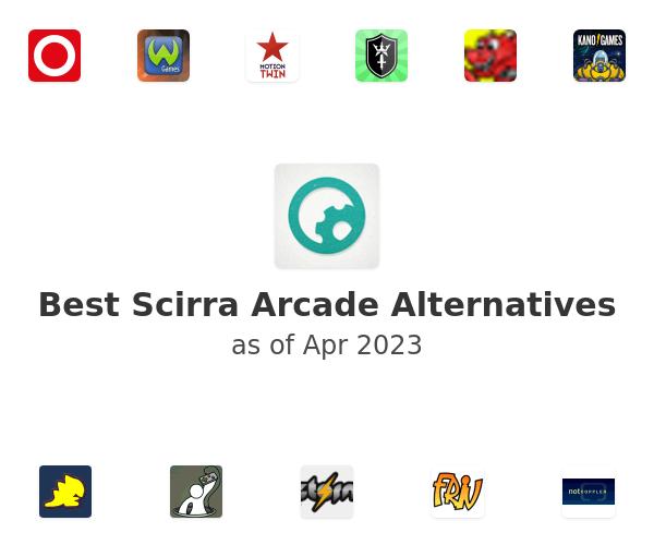 Best Scirra Arcade Alternatives