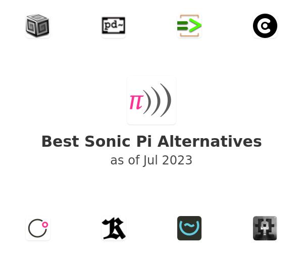 Best Sonic Pi Alternatives