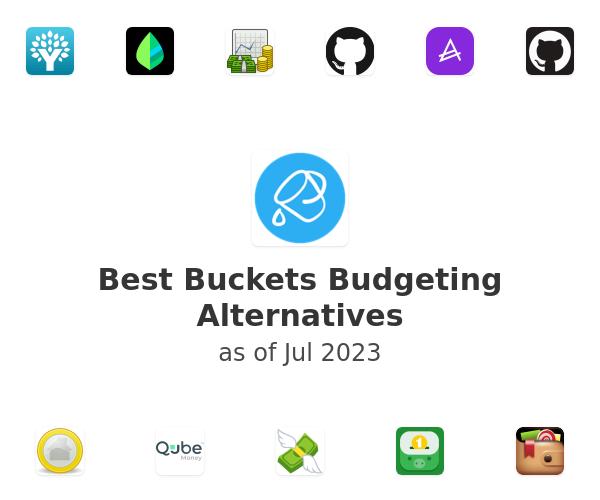 Best Buckets Budgeting Alternatives