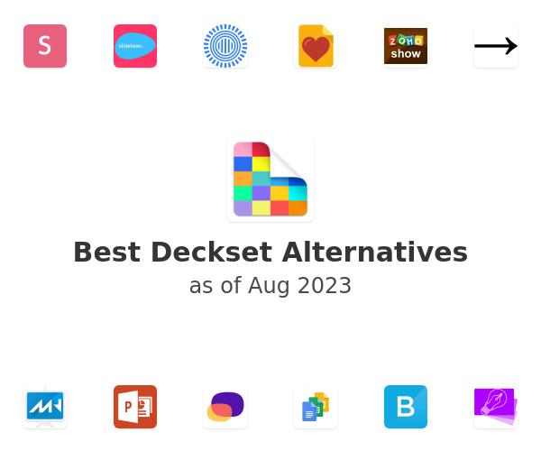 Best Deckset Alternatives