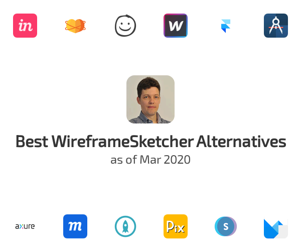Best WireframeSketcher Alternatives