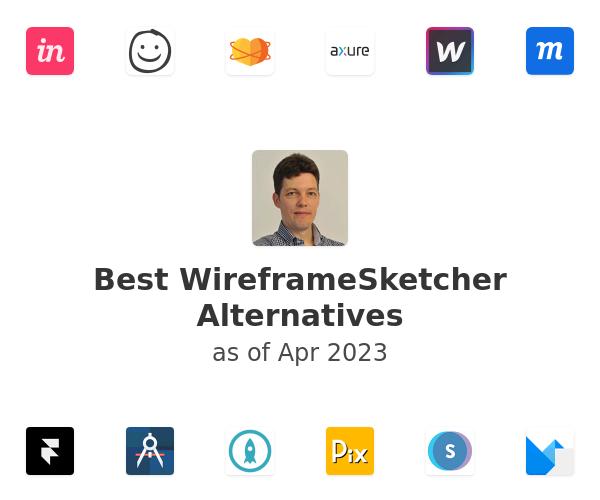 Best WireframeSketcher Alternatives