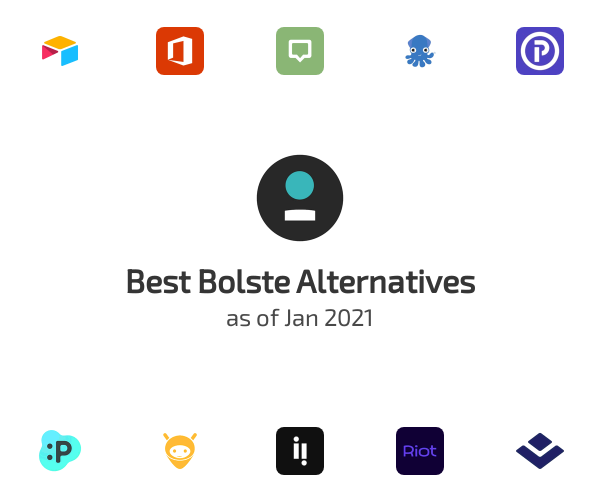 Best Bolste Alternatives