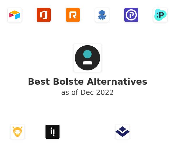 Best Bolste Alternatives