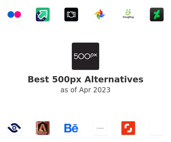 Best 500px Alternatives