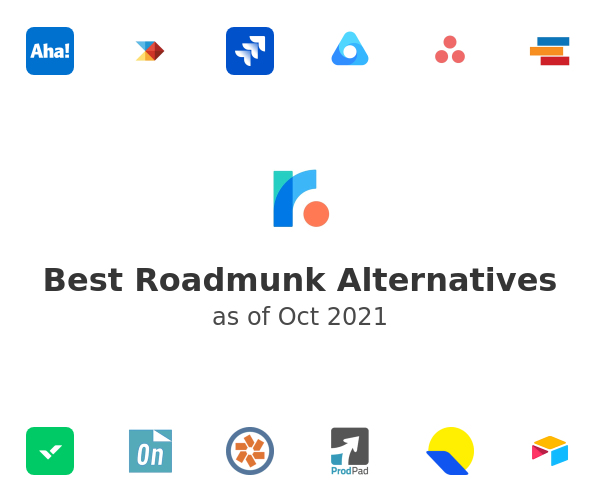 Best Roadmunk Alternatives