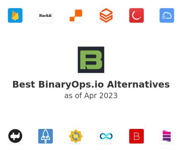 Best BinaryOps.io Alternatives